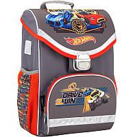 Рюкзак школьный каркасный Kite 529 Hot Wheels HW17-529S, фото 1