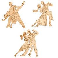 Заготовки для декорирования Танец