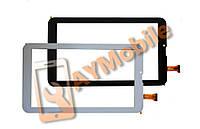 """Сенсор (тачскрин) 9"""" HJC-H902-0933A2 30 pin 234x135 mm черный и белый"""