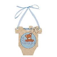 Набор для вышивания бисером c фигурной рамкой Бодик (Boy)