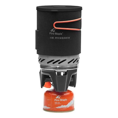 Газовая горелка с чашкой FM X1
