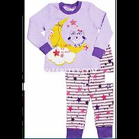 Піжама для дівчинки , Розмір одягу 116