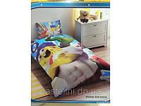 Детское постельное бельё TAC Sponge Bob Movie (Спанч Боб Муви)