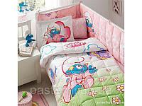 TAC Постельное белье для новорожденных Sirinler Girl Baby