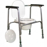 Стул-туалет регулируемый НТ-04-002