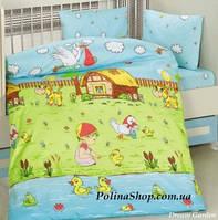 """Детский комплект постельного белья в кроватку ALTINBASAK """"Dream Garden"""""""
