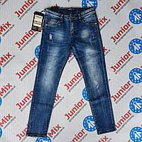 Модные подростковые джинсы на мальчика BIMBO STYLE