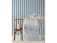 Постельное белье для младенцев Karaca Home - Mel перкаль белое
