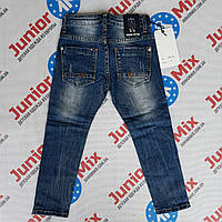 Детские модные джинсы на мальчика BIMBO STYLE
