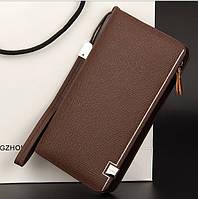 Клатч портмоне Baellerry 6231brown коричневый, фото 1