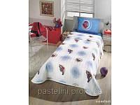 Disney pike Spiderman летний набор постельного белья БЕЗ наволочки