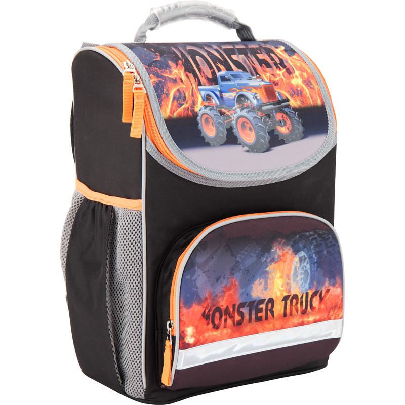 Рюкзак школьный каркасный Kite 701 Monster Truck K17-701M-2