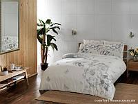 TAC Евро комплект постельного белья сатин Vanessa gri