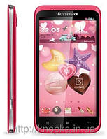 Смартфон Lenovo LePhone S720 MTK 6577 Android 4.0 (Pink)