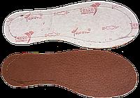 Стельки кожаные на кожкартоне СТ-83
