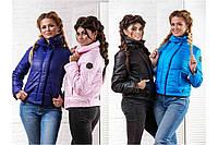 "Женская куртка "" Philipp Plein ""  ,  размеры с м л"
