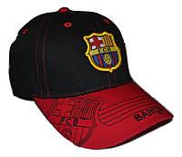 Бейсболка (Кепка) футбольная FC Barselona