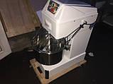 Тестомес двухскоростной 220V Vektor H20 (20 литров дежа), фото 7