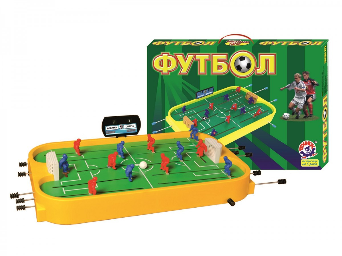 Настільна гра «ТехноК» (0021) футбол