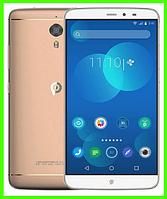 Смартфон PPTV KING 7S 3/32GB, камера 8/13 MP, разрешение дисплея 2K, 3D экран, запись 4К видео (GOLD)