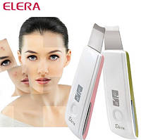 Скрабер ультразвуковой Elera BJ-1357 портативный для пилинга, чистки и омоложения кожи, фото 1