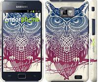 "Чехол на Samsung Galaxy S2 i9100 Сова 2 ""2726c-14"""