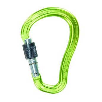 Карабин Climbing Technology ZZB Axis HMS SG screw lock gate 2C38500 ZZB