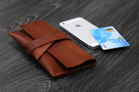 Чохол для смартфона Коньяк