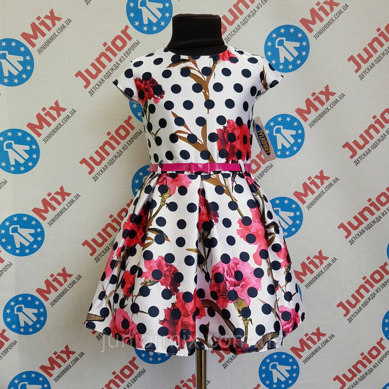 Нарядное детское платье на  девочку TYLKOMET