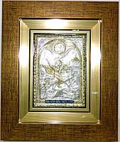 Святий Юрій (Георгій Победоносець, позолота+посріблення)