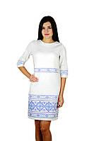 Плаття вишите жіноче М-1057