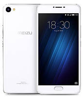 Смартфон ORIGINAL Meizu U10 (2Gb/16Gb) White Гарантия 1 Год!