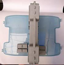 Органайзер Аquatech 2546 двухсторонний, 30*20*6 см, имеет 28 съемных перегородок, ручка, ушки для ремешка, фото 3