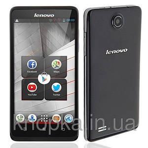 Cмартфон ORIGINAL Lenovo A766 (Black) Гарантия 1 Год!