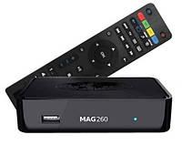 MAG 260 - IPTV медиаплеер.
