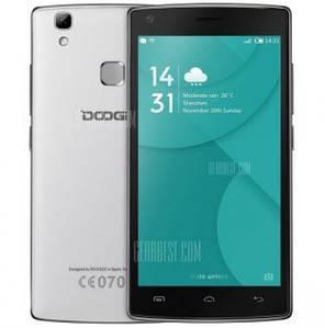 Смартфон Doogee X5 Max (Белый) 1Gb/8Gb Гарантия 1 Год!