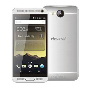 Смартфон Vkworld VK800X (Silver) 1Gb/8Gb Гарантия 1 Год!