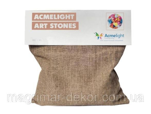 Светящиеся натуральные / пластиковые камни