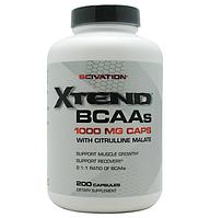 Scivation Xtend BCAAs 1000 mg.caps200 caps.