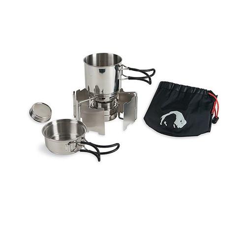Набор спиртовой горелки Tatonka Alcohol Burner Set