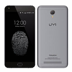 Смартфон UMI Touch Grey (3Gb/16Gb)  Гарантия 1 Год!
