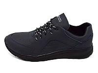 Мужские кроссовки нат. кожа Ecco Biom Expression Blue Наличии размера: 40 41 43 44 45