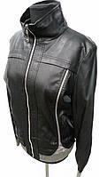 Куртка женская из искуственной кожи