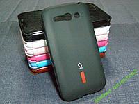 Чехол бампер силиконовый Alcatel One Touch Pop C9