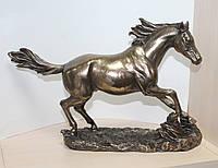 Статуэтка Veronese Лошадь 33 см 76005 A1, символ жизненной силы