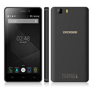 Смартфон Doogee X5 (1Gb+8Gb) (Black) Гарантия 1 Год!