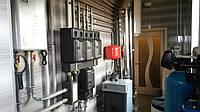 Монтаж отопления частного дома