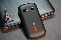 Чехол бампер силиконовый Alcatel 4033D Pop C3