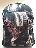 Рюкзак женский с 3D рисунком