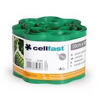Газонный бордюр Cellfast 10 см x 9 м Зеленый